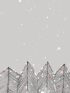 A stunning collection of 50 designer Christmas cards for your inspiration – Xma… – Christmas DIY Holiday Cards Noel Christmas, Christmas Design, Christmas Crafts, Christmas Decorations, Christmas Posters, Christmas Graphics, Winter Christmas, Xmas Cards, Holiday Cards