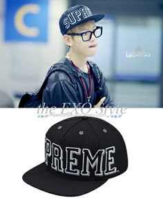 Banner 5-Panel Snapback in Navy Airport Fashion 3c77dd253a7