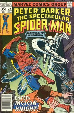 Spectacular Spider-Man (1976 1st Series) 22