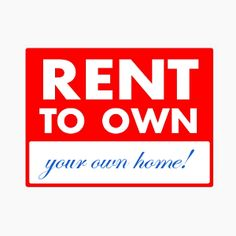 7 Facts about Rent to Own Real Estate- Renting to own real estate is becoming an increasingly popular option amongst those who want to buy a home--and with an economy struggling to regain its foothold, it's a practice that both buyers and sellers often agree is a good one. If you're thinking about entering into a rent to own contract as either a buyer or a seller, it's important that you learn as much about rent to own real estate as possible so that you can decide if it's