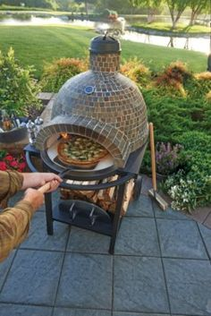 Sam's Club - Member's Mark Wood Fired Pizza Oven