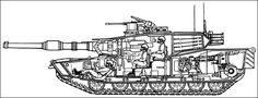M1A2 Layout