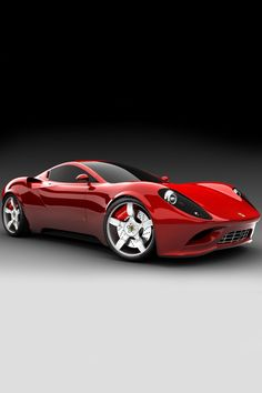 WOOAAHHH! Red Ferrari! #FerrariFriday! Show us your favorite car http://www.ebay.com/motors/garage?roken2=ta.p3hwzkq71.bdream-cars #Competition