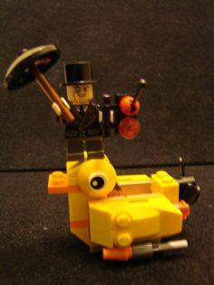 LEGO DC SUPER HEROES PENGUIN & DUCKBOAT MINIFIGURES(76010)  #New
