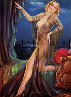 Illustration by Irene Patten, 1930s