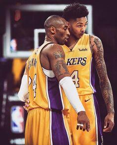 Ingram and Kobe Basketball Pictures, Sports Basketball, Sports Art, Basketball Players, Nba, Kobe Bryant Family, Kobe Bryant Pictures, Kobe Bryant Black Mamba, Church Attire