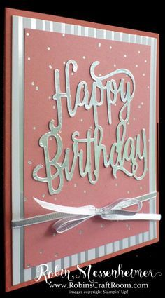 A Favorite Sentiment! Birthday Cards For Women, Birthday Cards For Friends, Bday Cards, Handmade Birthday Cards, Greeting Cards Handmade, Happy Birthday, Female Birthday Cards, Birthday Images, Birthday Quotes