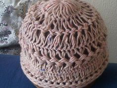 hairpin lace hat