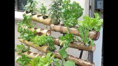 Hanging Bamboo Gardens | Garden Design Ideas