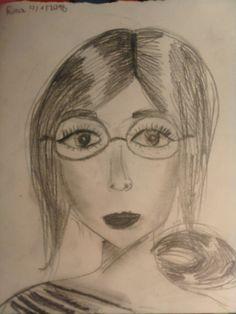 #Drawing #FollowMe #SemiRealistic #Rysunek . Do stworzenia tego rysunku urzyłam :  -OŁÓWKA 2B Z PROFISERIES PENCIL I HB Z TEJ SAMEJ FIRMY .
