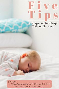 Every parents' dream is to have their baby sleeping throughout the night. But for some, it's not a walk in the park. Habits have been formed and routines have been established. The good news is, change can happen! When you are ready to make those changes, finding a gentle method is important but so is the preparation. Here are some ways to making the approach a success.