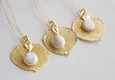 set of 8Autumn Fall WeddingReal aspen by tyrahandmadejewelry2, $264.00