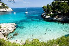 Cala Mitjaneta, Menorca (Spain) by Gaizka Portillo, via Flickr