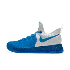 pretty nice ec195 d4987 Nike Zoom KD 9 iD Men s Basketball Shoe