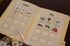 File Folder Activities for Advanced Sorting | The Autism Helper