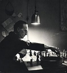 Marcel DuChamp #chess