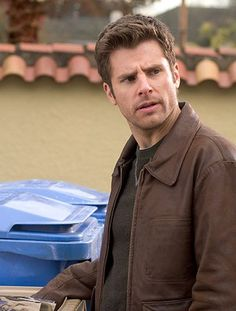 James Roday - 'Psych' spacepirate