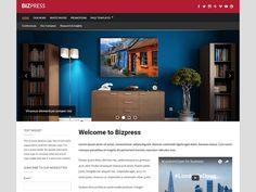 bizpress-free wordpress themes