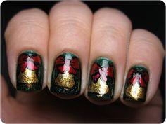 Polish Etc.: christmas #nail #nails #nailart