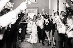 Grand Exit | Biltmore Ballrooms Wedding | Atlanta Wedding | Ballroom Wedding | Garter and Whiskey Wedding Exits, Ballroom Wedding, Ballrooms, Wedding Garter, Atlanta Wedding, Special Events, Whiskey, Concert, Couples