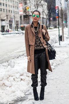 nyfw – the trench