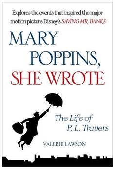 The most comprehensive biography of P L Travers, author of the Mary Poppins stories.  This is the source for the movie, Saving Mr. Banks.