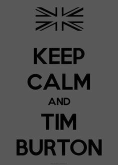 Lol yes. Just, Tim Burton