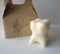 Tooth Soap. Gift for Dental Professionals. Pittsford Pediatric Dentistry | #Pittsford | #NY | www.pittsfordpediatricdentistry.com
