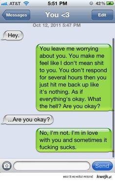 Funny texts to boyfriend breakup god 45 ideas Boyfriend Texts, Boyfriend Quotes, Boyfriend Stuff, Cute Texts, Funny Texts, Mood Quotes, True Quotes, Breakup Quotes, Random Quotes