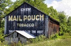 Mail Pouch Barn Sign