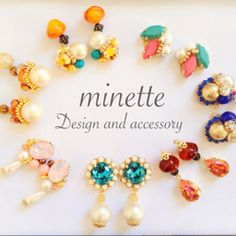 minette  -ミネット-さんの作品一覧、プロフィールなどをみることができます。ハンドメイドマーケット、手作り作品の通販・販売サイトとアプリ minne(ミンネ)。アクセサリーやバッグ、雑貨など世界に1つだけのハンドメイド作品を販売している国内最大級のマーケットです。