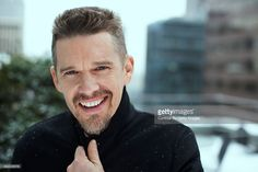 Actor Ethan Hawke is photographed for USA Today on January 2015 in. Jim Sturgess, Jesse Spencer, Mexican Men, Milo Ventimiglia, Ethan Hawke, Aaron Paul, Ewan Mcgregor, Colin O'donoghue, Ryan Gosling