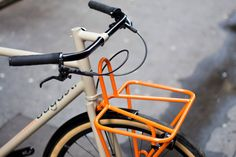 August Bicycles Commuter Bike