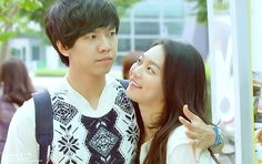 My Girlfriend is a Gumiho. Funny series. Also adorable and it has a great soundtrack (which is unusual for a k-drama)