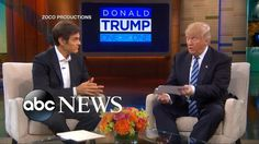 Donald Trump Reveals Details From Medical Records