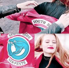 Betty did everything for the serpent even that fucking disguisting dance in front of nasty old man and even wanted to get a tattoo. But yeah lets make Cheryl a serpent why the fuck not.<<<< I agree that betty deserves the jacket before she did! Riverdale Season 2, Riverdale Cw, Cheryl Blossom Riverdale, Riverdale Cheryl, Cheryl Blossom Aesthetic, Petsch, Archie Comics Riverdale, Netflix, Riverdale Fashion