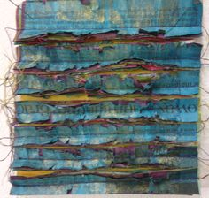Kim's Hot Textiles: Extreme Surfaces for Stitch - West Dean College July 17 - 20 (many interesting pics!)