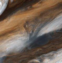 notforthenosey: humanoidhistory: The cloudscape of Jupiter,...