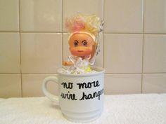 MOMMY DEAREST CUP gag gift for her adult by badjamminmammie