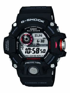 Casio G-Shock Men Resin Strap Mineral Glass Shock Resistant Watch 1bfc065407