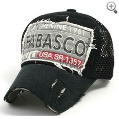 d806e04e7b91b ililily Distressed Vintage Mesh Baseball Cap Snapback Trucker Hat Vintage  Baseball Hats