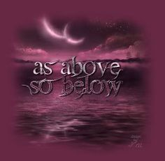 As Above So Below Photo:  This Photo was uploaded by revladyluna. Find other As Above So Below pictures and photos or upload your own with Photobucket fr...