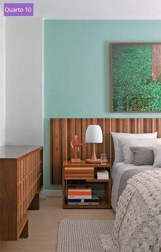 Cabecero de tela: cojines con trabillas | decoracion | Pinterest