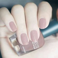 The day starts but you are still resting in the bed? We want to teach you 10 fast techniques for getting your glow on. Stylish Nails, Trendy Nails, Cute Nails, Nail Manicure, Gel Nails, Nail Polish, Nail Paint Shades, Korean Nails, Nagel Blog