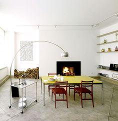 Lampada Arco castiglioni  #home #furniture #design #decor #lightt #interiordesign #interiordecor #italiandesign #lampadaarco #castiglioni #archivista