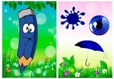 . After School, School Fun, School Ideas, Color Games, Pikachu, Disney Characters, Fictional Characters, Sorting, Colors