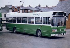 Crosville Bus