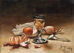 Préparer une liqueur d'orange 1886