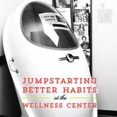 Jumpstarting Better Habits at the Wellness Center