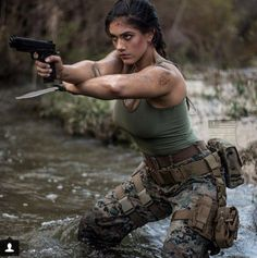 Girl with a Weapon david gallagher nude Military girl . Women in the military . Women with guns . Girls with weapons